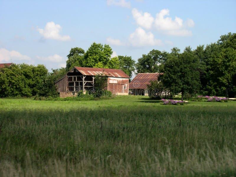 rural domostwo zdjęcie royalty free