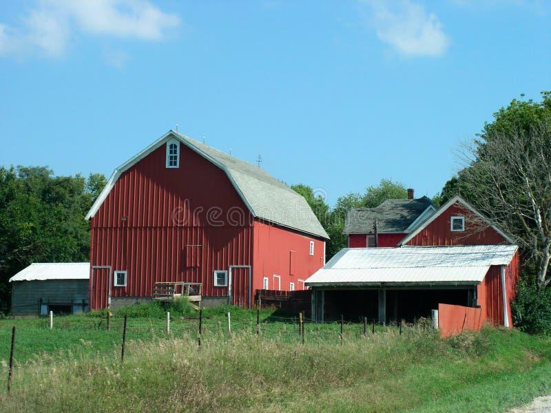 rural domostwo obrazy stock