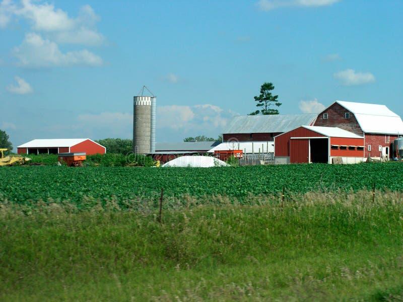 rural domostwo zdjęcie stock