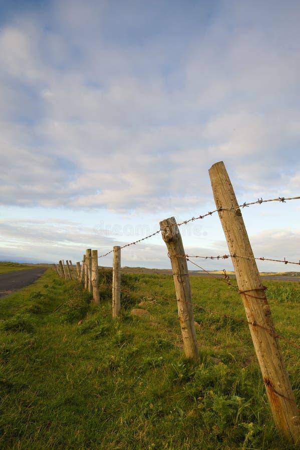 Rural Ireland royalty free stock photo