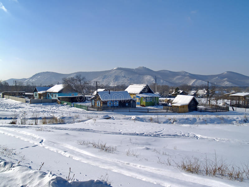 Download The Rural Landscape In Winter Stock Image - Image: 22908665