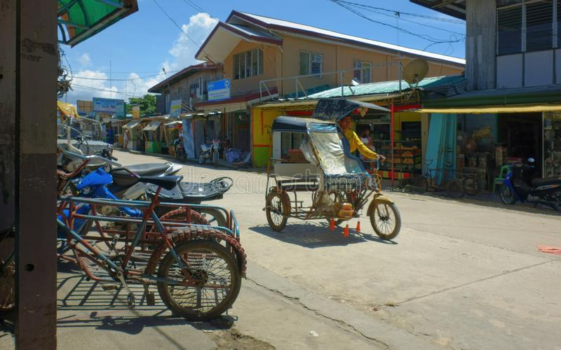 Rural life in the Philippines royalty free stock photo