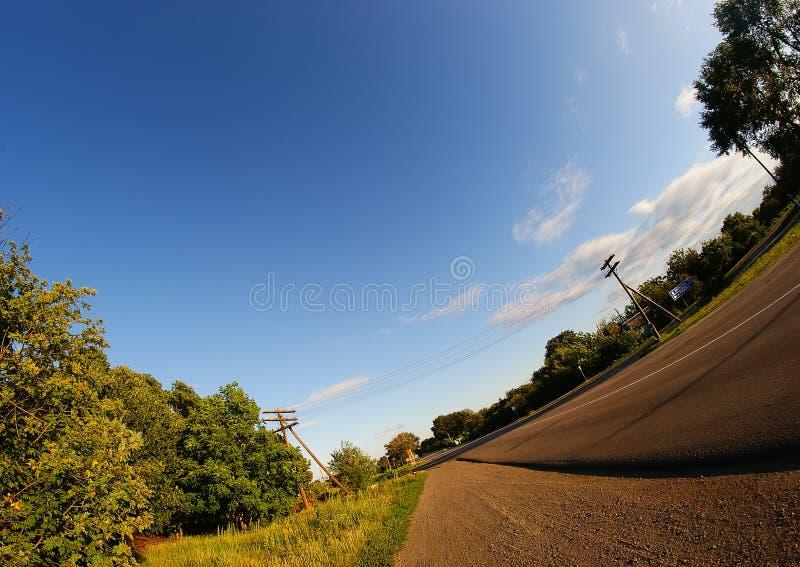 Download Rural road stock photo. Image of sunlight, cloud, nature - 25483370