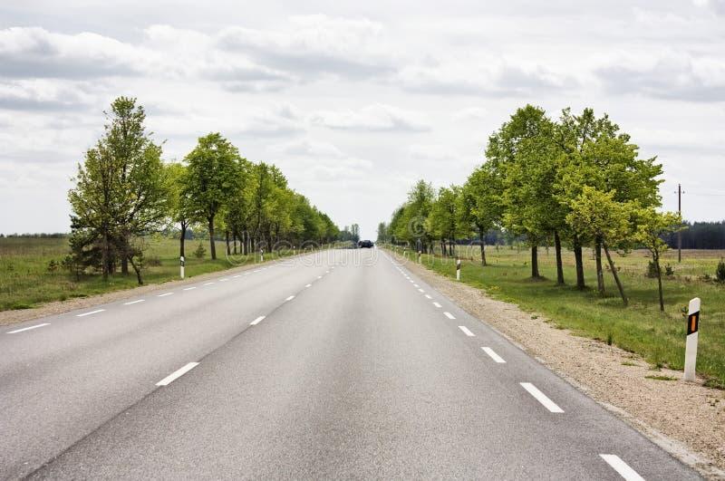 Rural Roads royalty free stock image