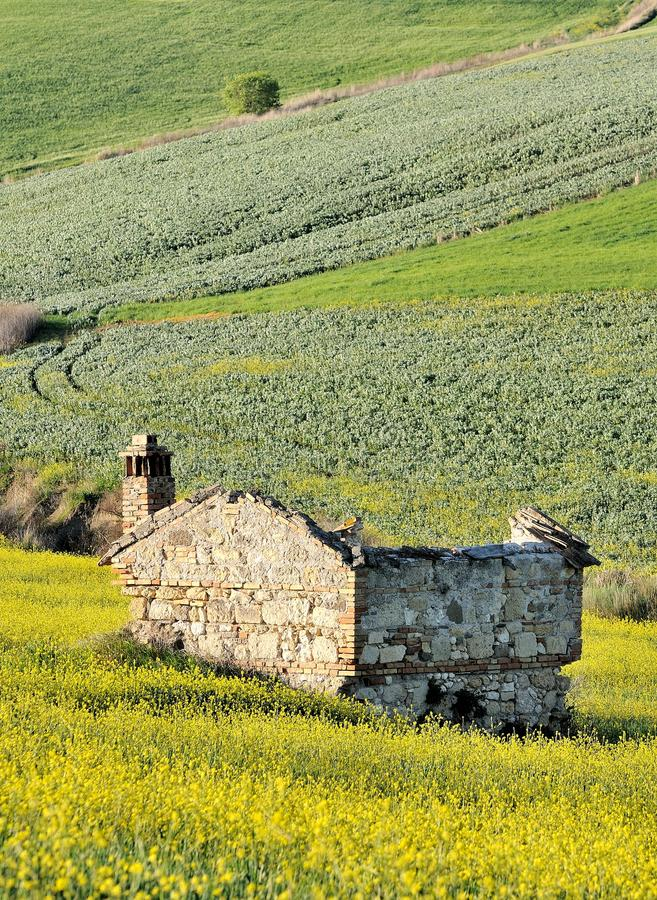 Download Rural Ruins In The Italian Country Stock Image - Image: 24327235