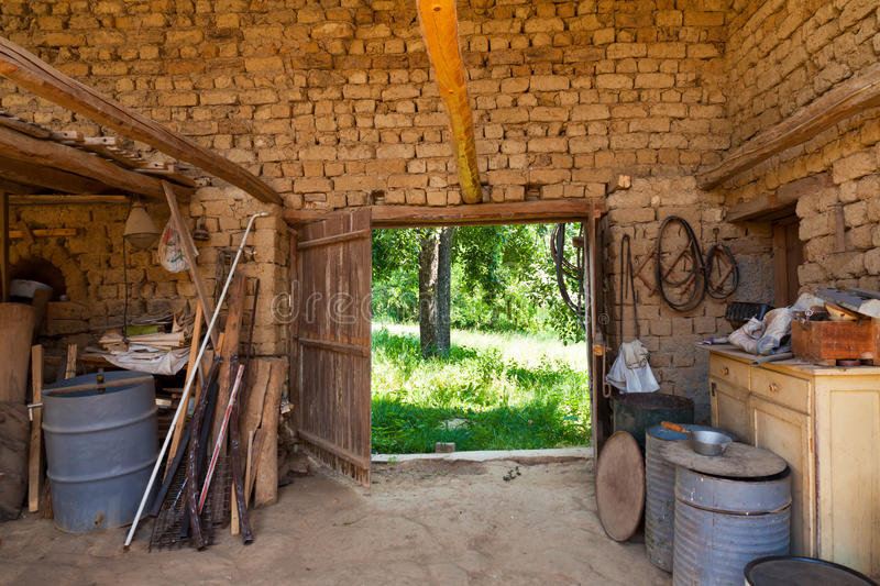 Download Rural shed stock photo. Image of building, entrance, european - 27224350