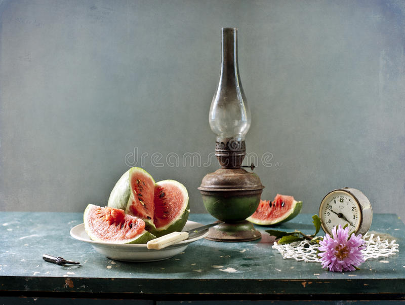 Rural still life royalty free stock photo