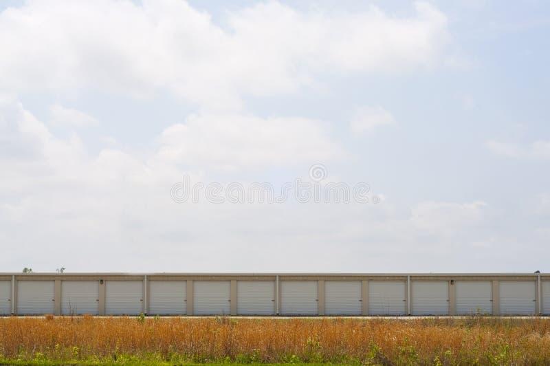 Rural Storage Facility stock photos