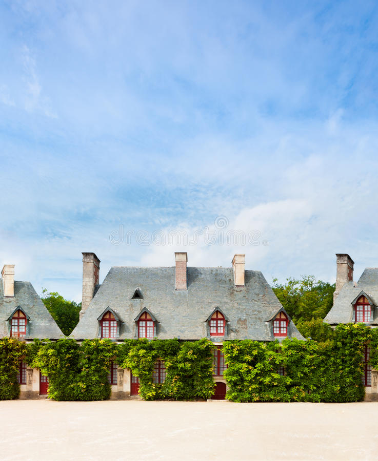 Download Rural Street With Three Houses. Stock Photo - Image: 25590398