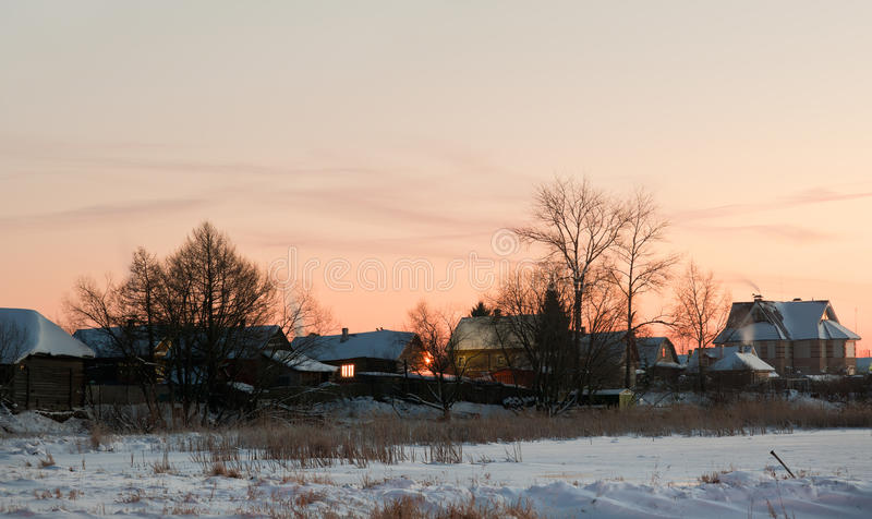 Download Rural Sunset. Royalty Free Stock Photo - Image: 23235835