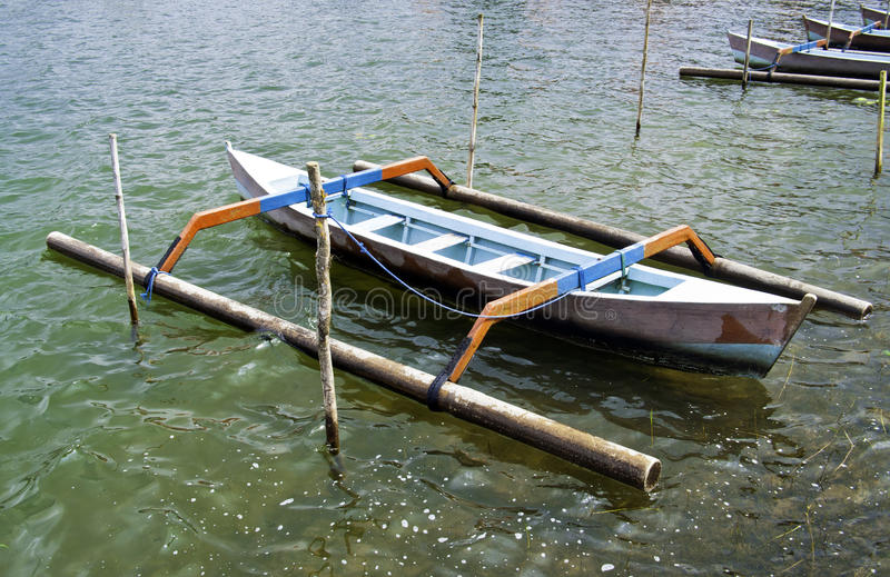 Download Rural Traditional Indonesian Boat Stock Photo - Image of scenic, transport: 20239182