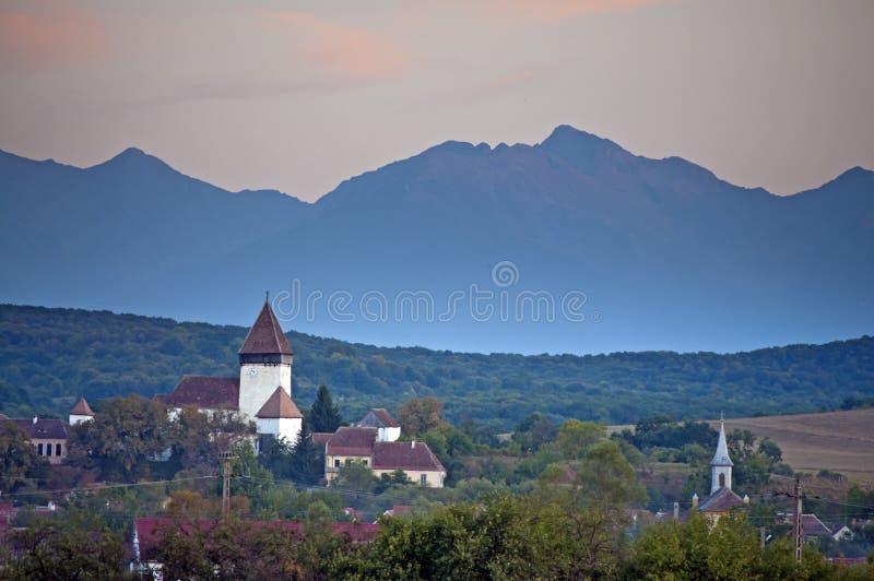 Rural Transylvania stock photography