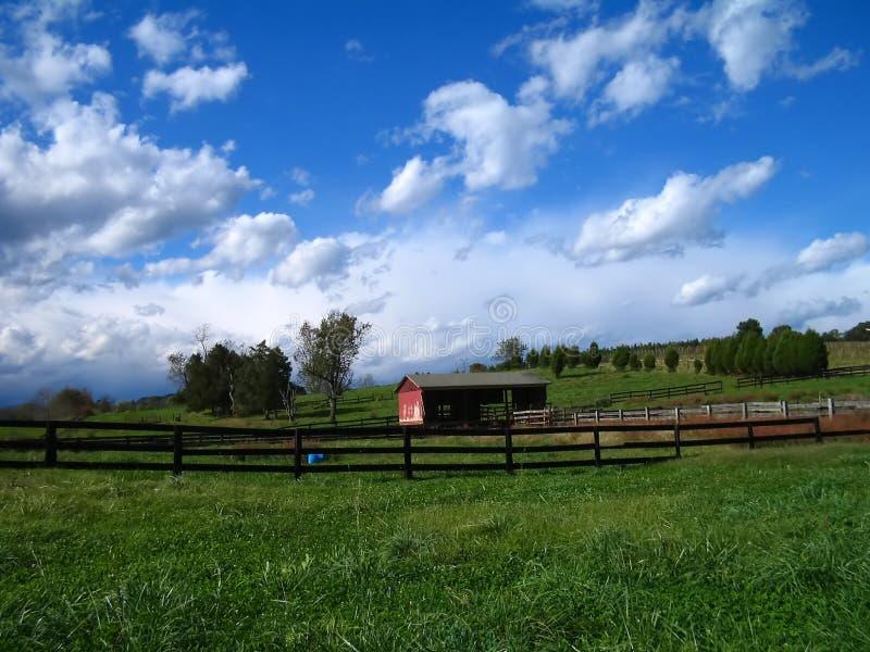 Rurale fotografia stock