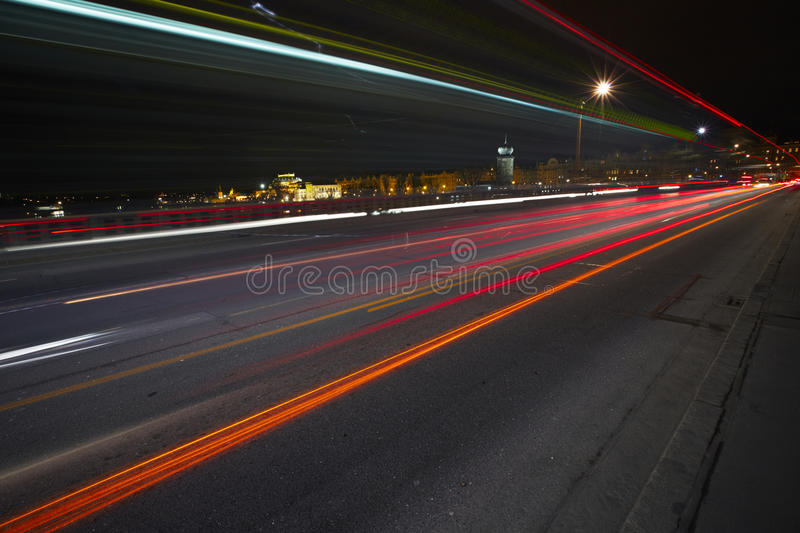 Download Rush hour stock photo. Image of hour, lane, city, perspective - 28449754
