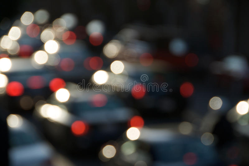 Download Rush hour traffic blur stock image. Image of tail, hour - 11659559