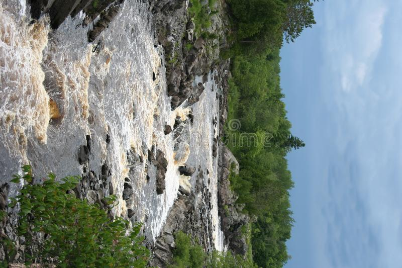 Rushing River Stock Photos