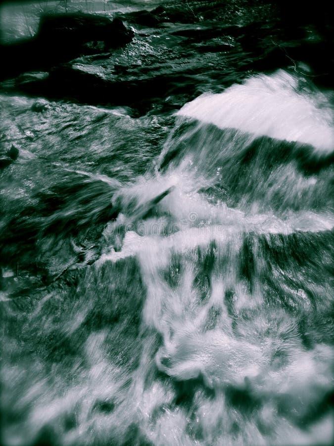 Rushing Water royalty free stock photography