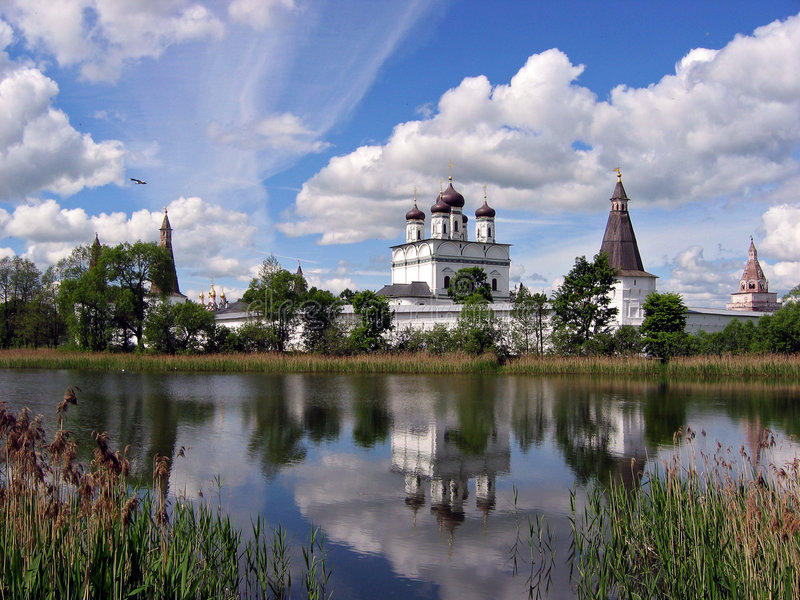 Rusia sagrada fotos de archivo libres de regalías