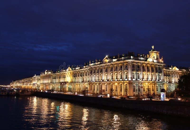 Rusia Sankt Petersburgo St Petersburg El museo de ermita del estado fotografía de archivo libre de regalías