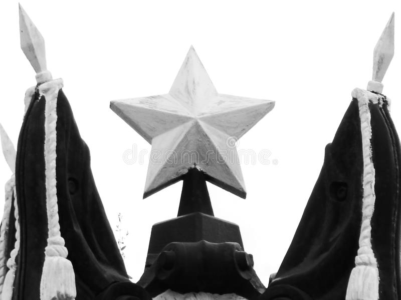 Rusia soviética 1953 - luto imagenes de archivo