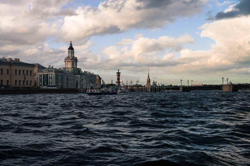 Rusia, St Petersburg, curiosidades foto de archivo libre de regalías
