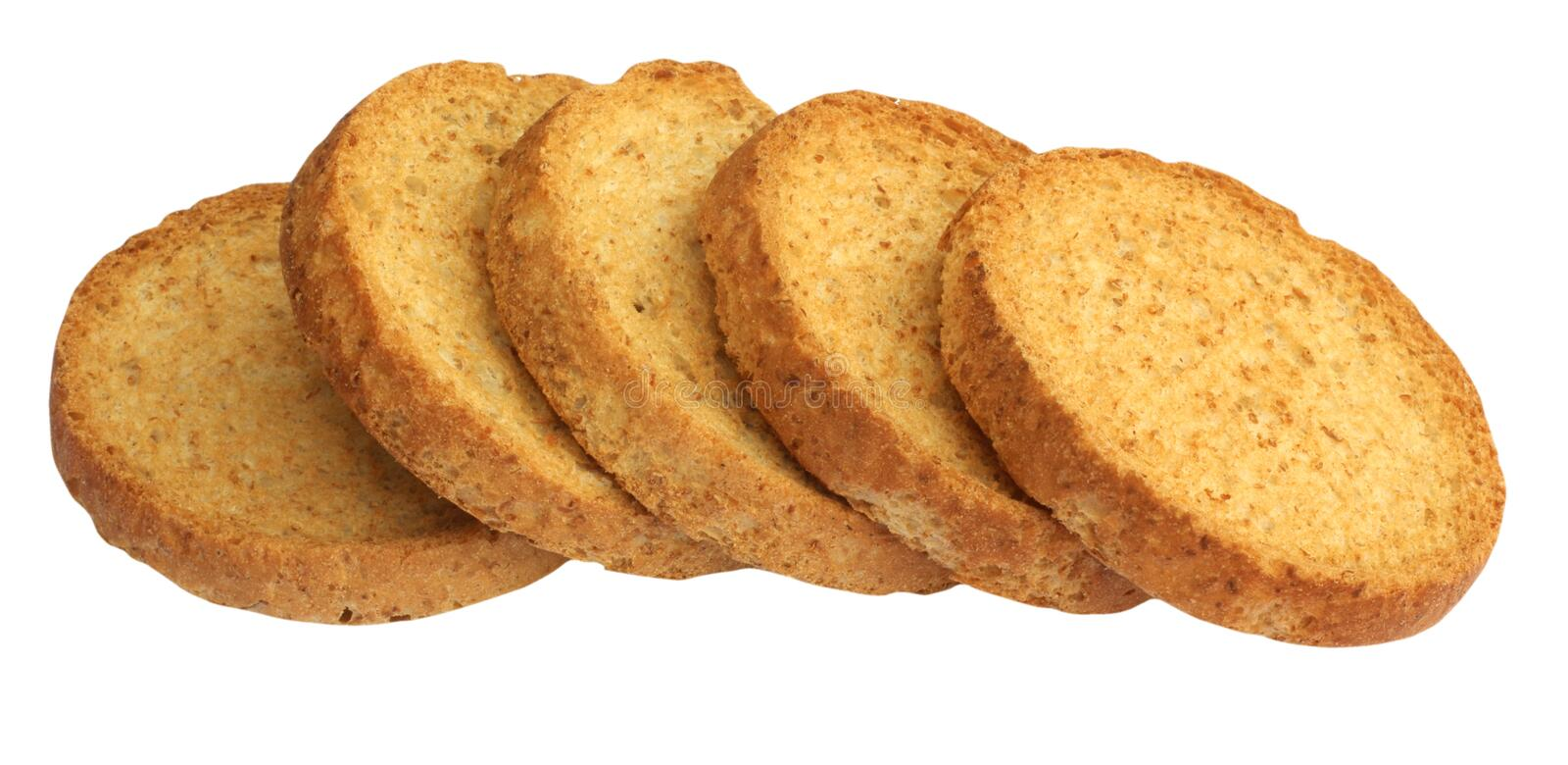 Rusk stock photos