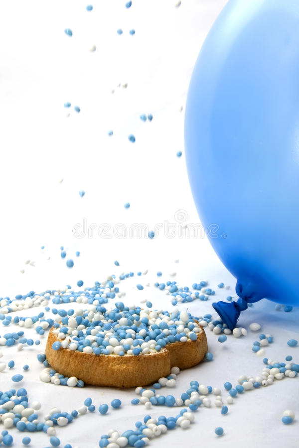 Free Rusk Sprinkled With Mice Royalty Free Stock Photos - 10986958