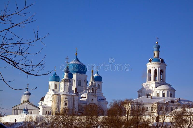 Rusland. Bogoljubovo stock afbeeldingen