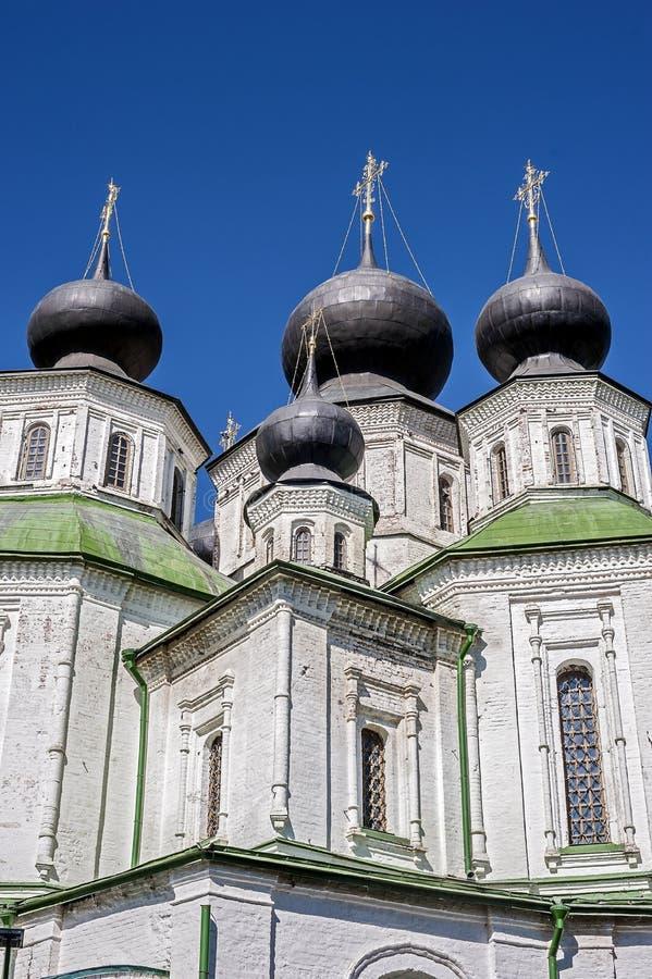 Rusland, Starocherkassk, het eerste kapitaal van Don Cossacks royalty-vrije stock afbeeldingen