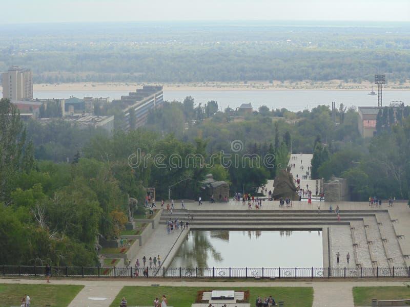 Rusland, Volgograd stock afbeeldingen