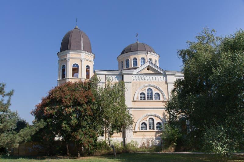 Russe教会  库存照片
