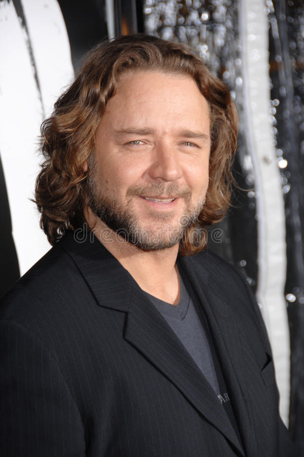 Russell Crowe images stock