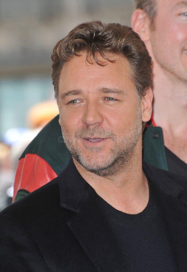 Download Russell Crowe redaktionelles stockfotografie. Bild von abbildung - 26360382