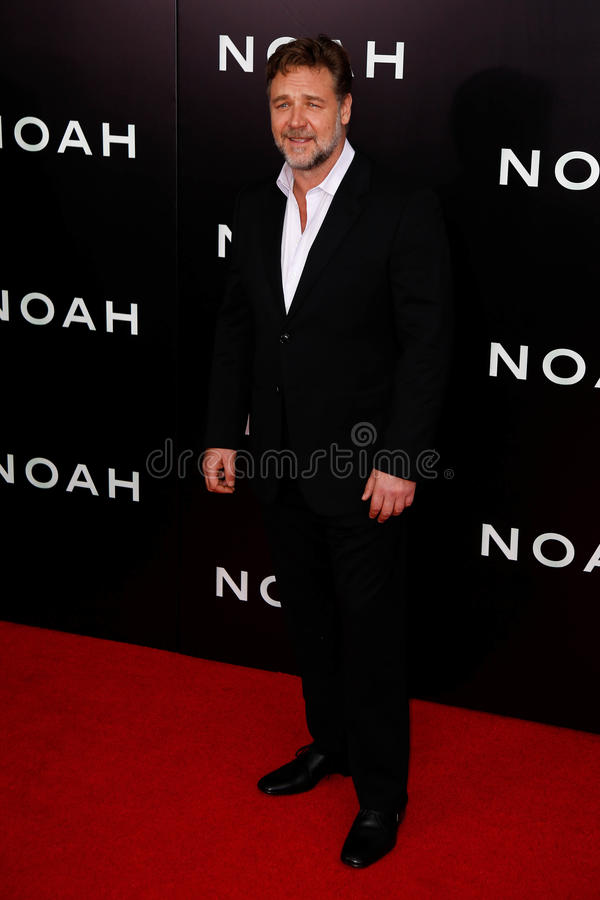 Russell Crowe stock foto's
