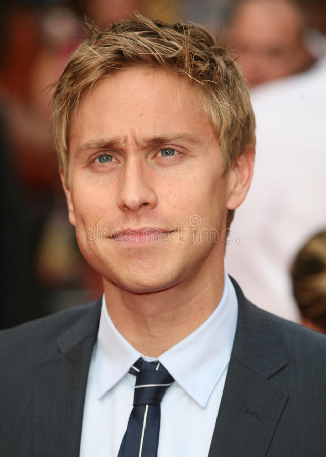 Russell Howard Editorial Image