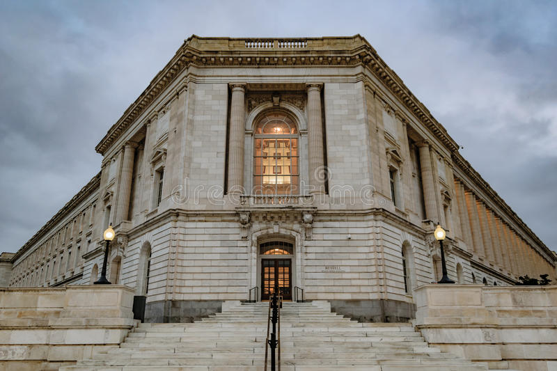 Russell Senate Office Building imagem de stock