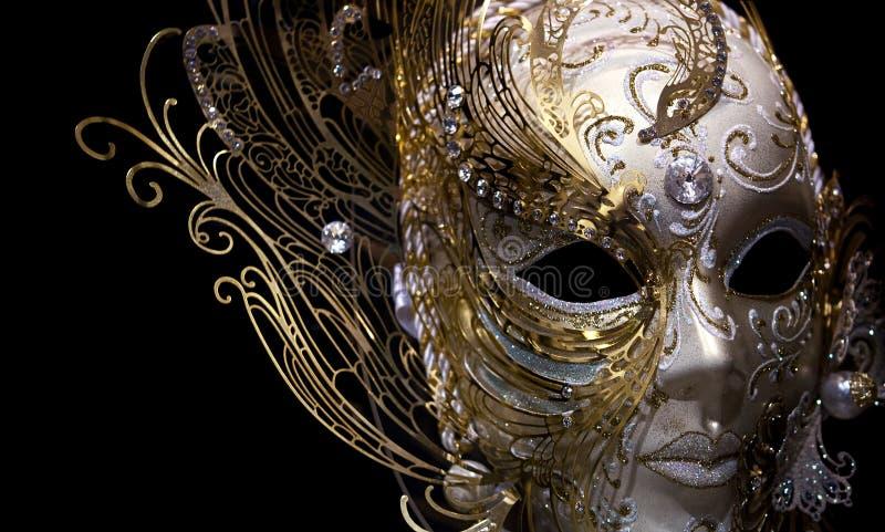 Russet dourado isolado da máscara imagem de stock