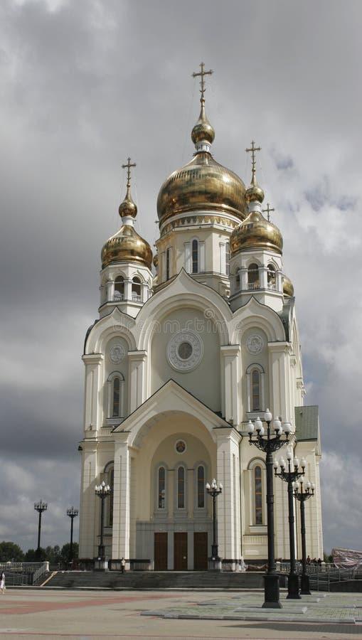 Download In Russia-1 fotografia stock. Immagine di bianco, brillantemente - 3894650