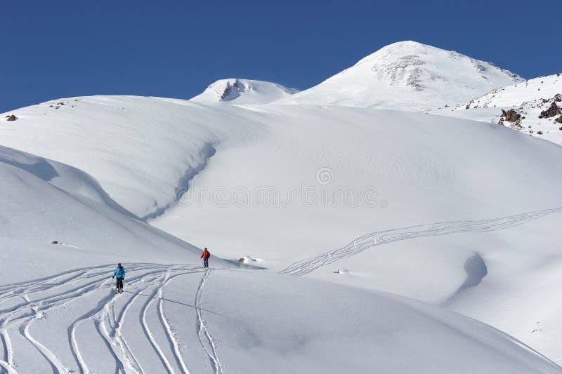 Download Russia. Caucasus. Elbrus Ski Resort Stock Image - Image: 13319755
