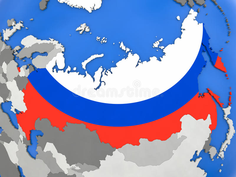 Russia on globe stock illustration illustration of banner 84694004 download russia on globe stock illustration illustration of banner 84694004 gumiabroncs Images