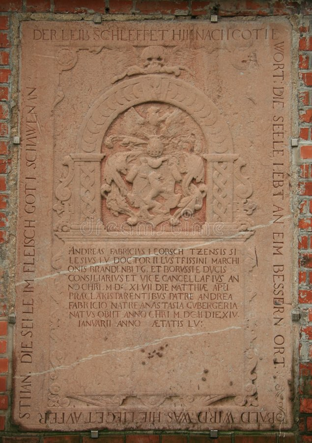 Download Russia, Kaliningrad stock photo. Image of gravestone, grave - 4324806