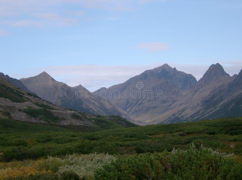 Russia- Kamchatka royalty free stock photos