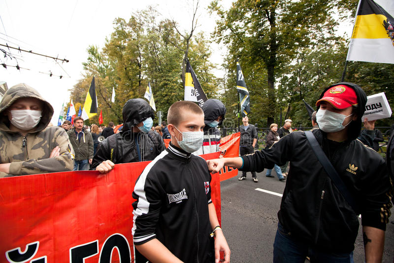Download Russia Opposition editorial photography. Image of peaceful - 26625432