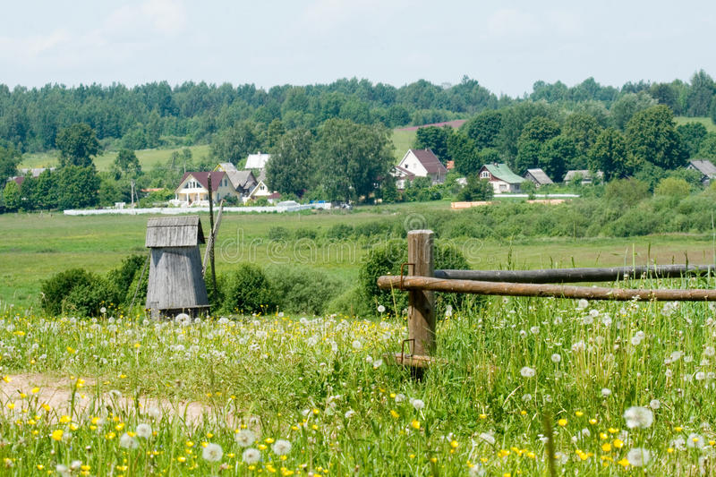 Download Russia. Pskov Region. stock image. Image of background - 9767365