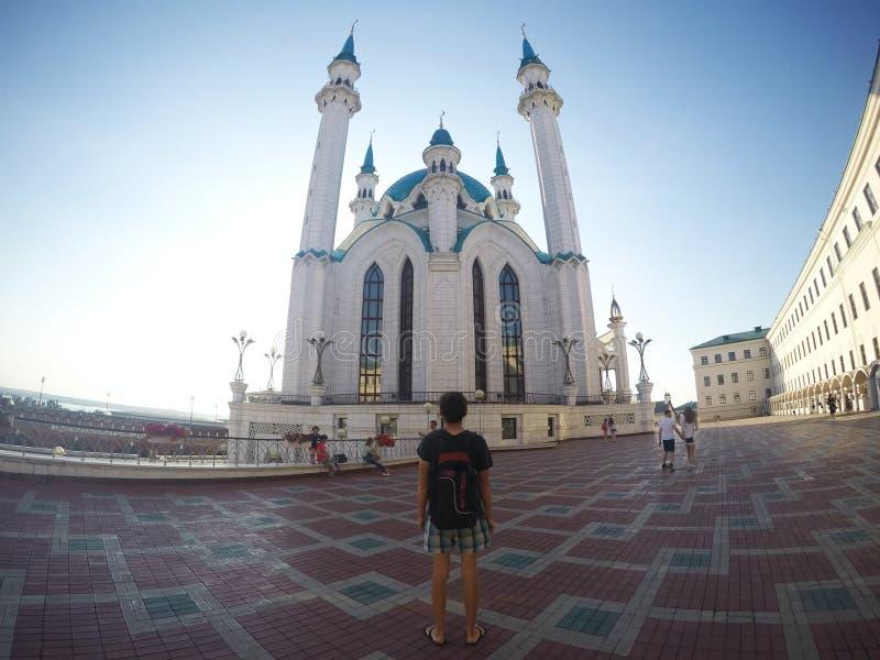 Russia, Russian Federation. Kazan city. Beautiful street photography stock photography