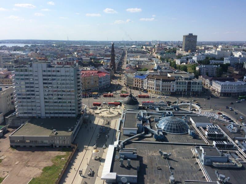 Russia, Russian Federation. Kazan city. Beautiful street photography. Beautiful photography of stock photo