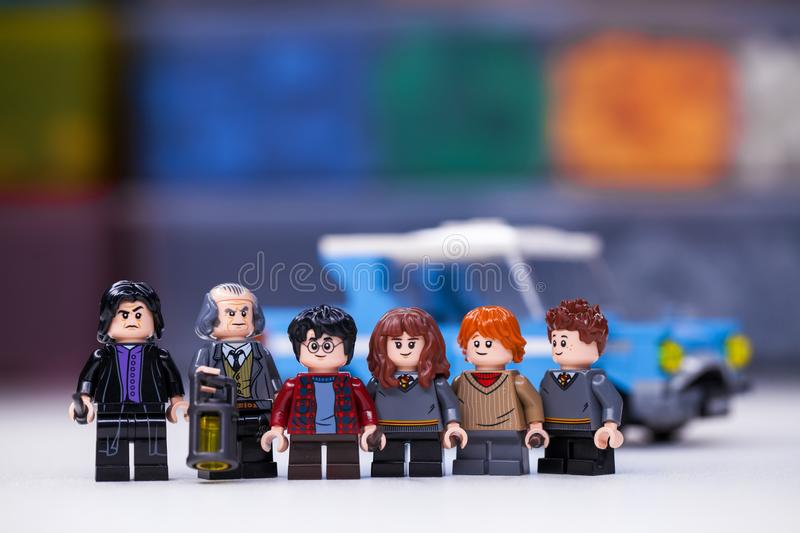 Lego Harry Potter /& Fantastic Beast Minifigures NEW MAD EYE MOODY