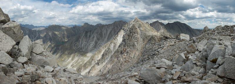 Download Russia. Siberia. Altai. Mountain Panorama Stock Image - Image of falling, blue: 11461099