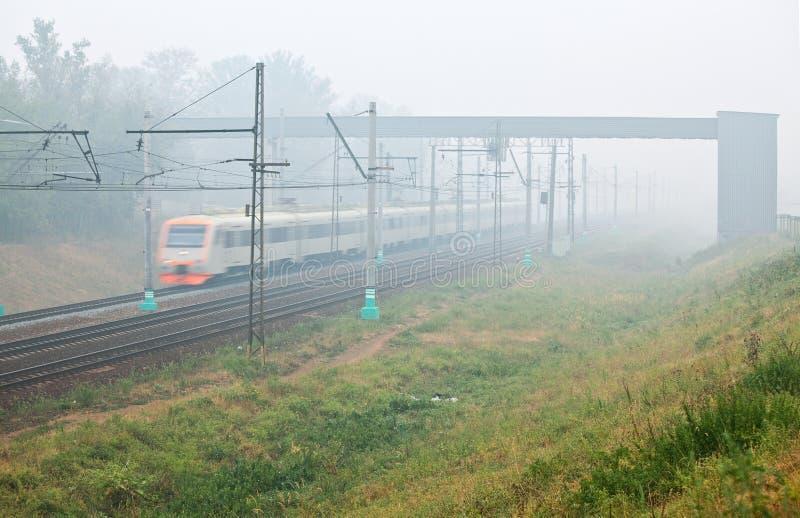 russia smog obraz stock
