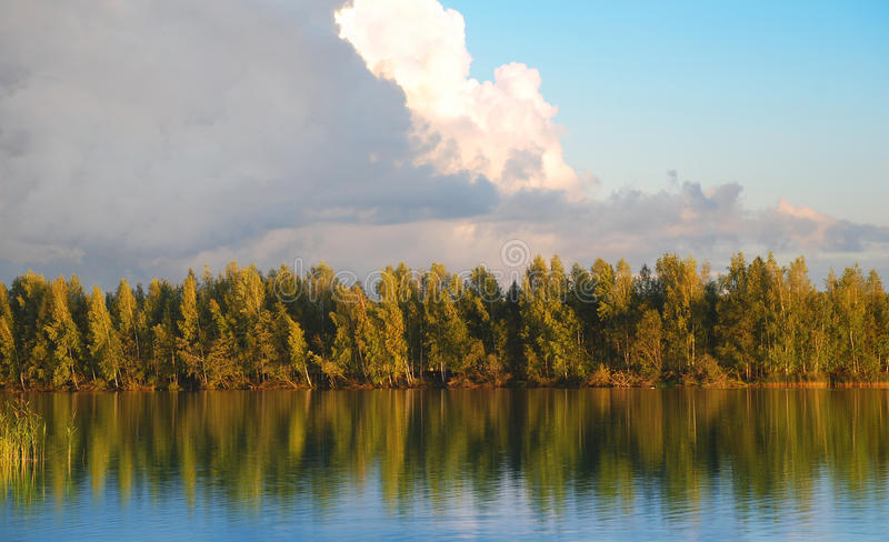 Russia. Summer. royalty free stock images